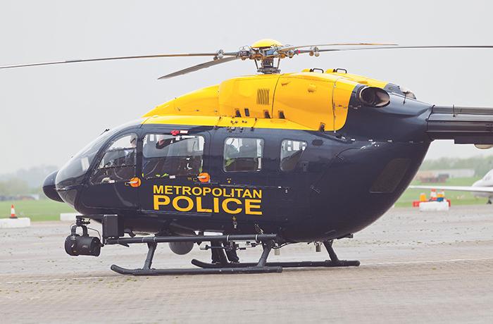 Metropolitan Police London