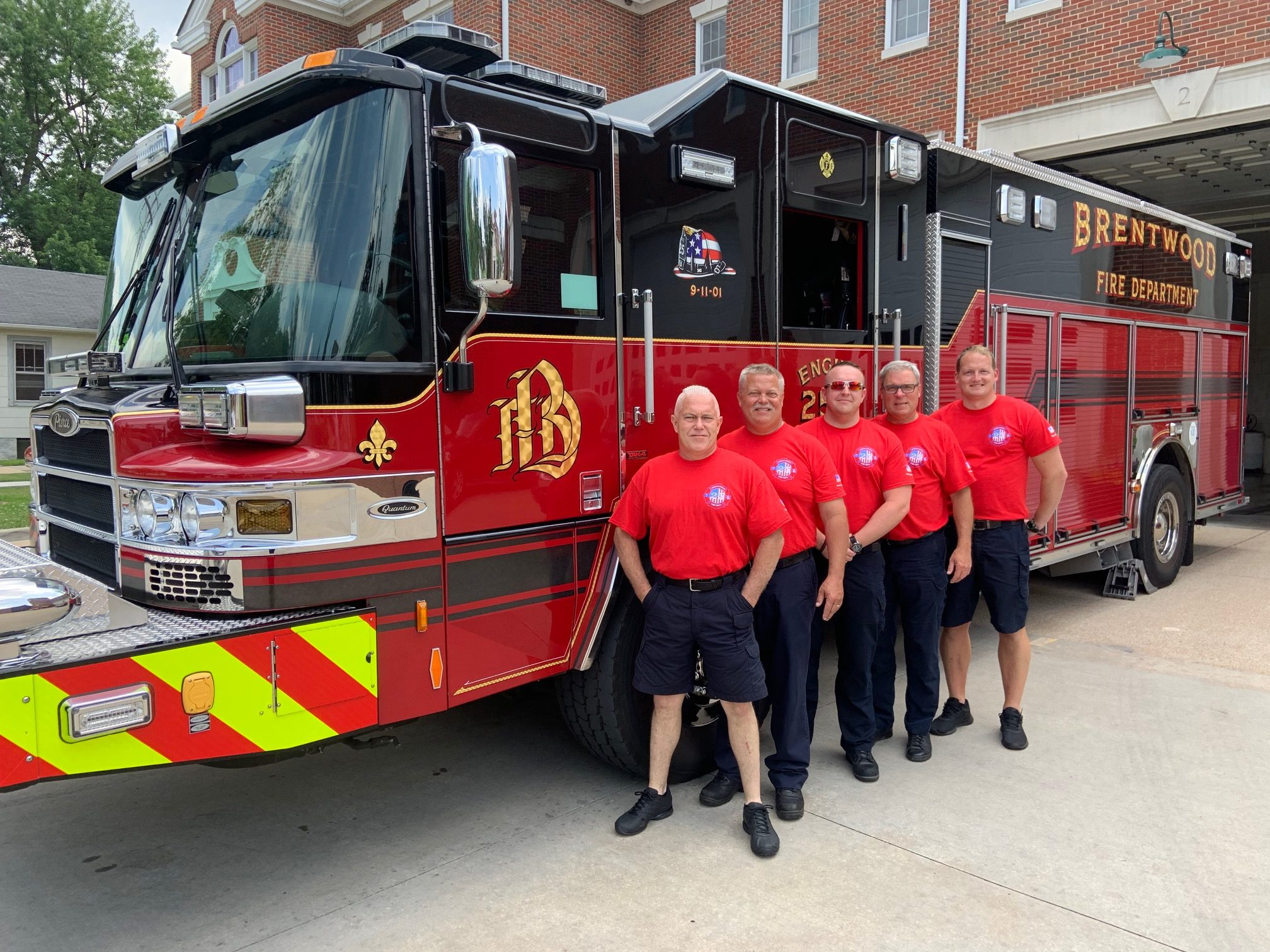 BFD RED Shirt Friday 1