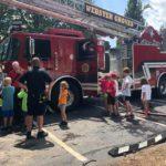 Fire Truck Kids